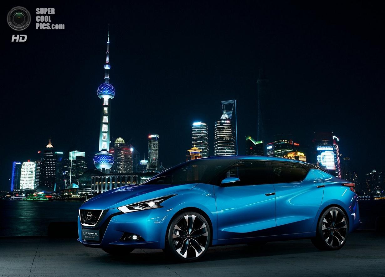 Nissan Lannia: Для тех, кому 30 (19 фото)