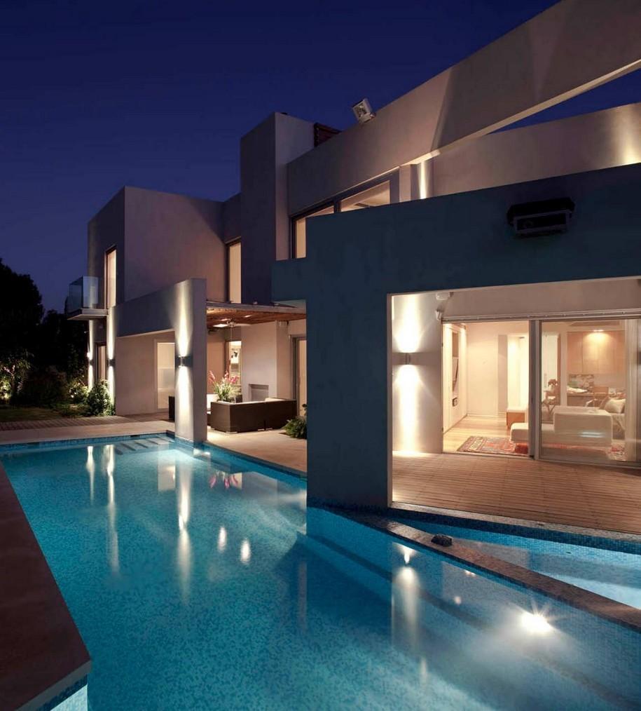 DG House в Израиле от DOMB Architects