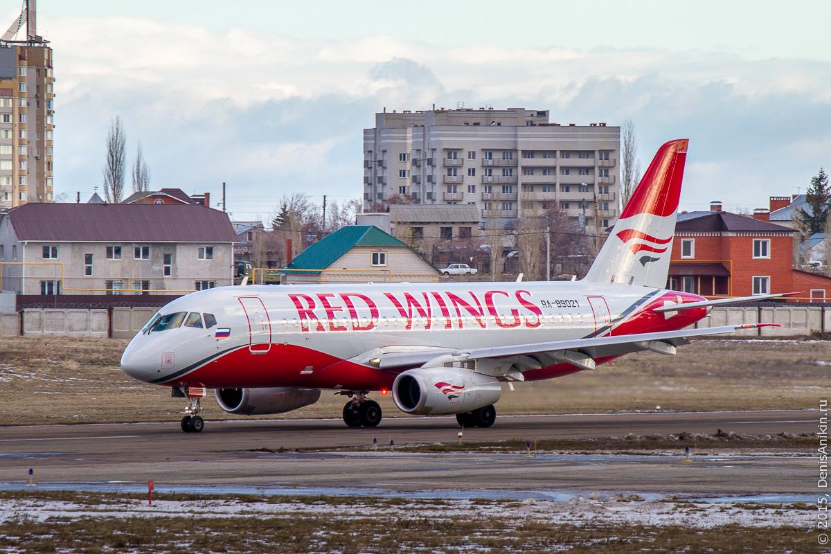 Red Wings в Саратове 4