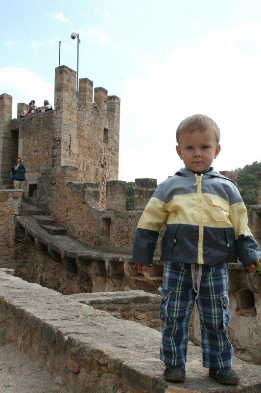 Майорка, крепость Капдепера