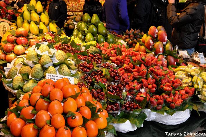 фруктовая феерия