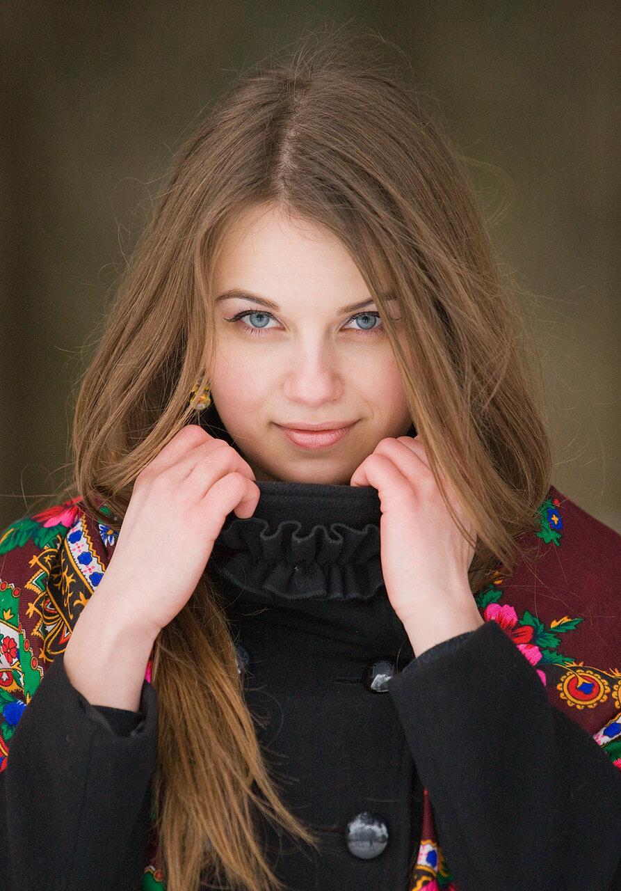 Фото обычные русскую девушки 9 фотография