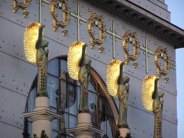 Церковь Святого Леопольда. Вена, Авсрия