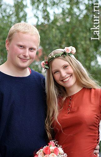Свадьба. Минск. Средневековье