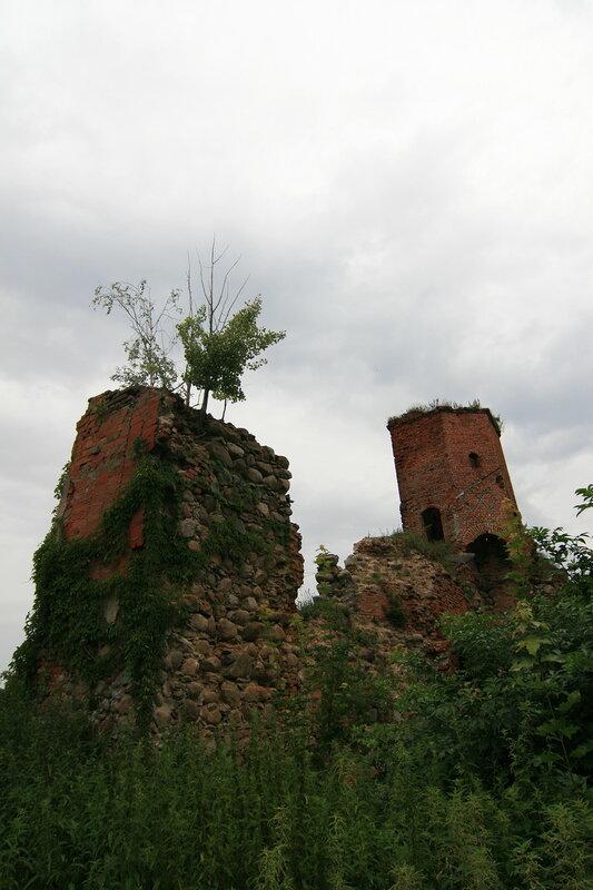 Черняховск, замок Георгенбурк