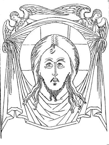 прориси икон