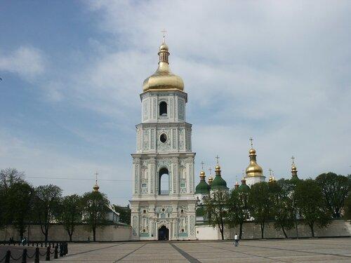Киев. София Киевская