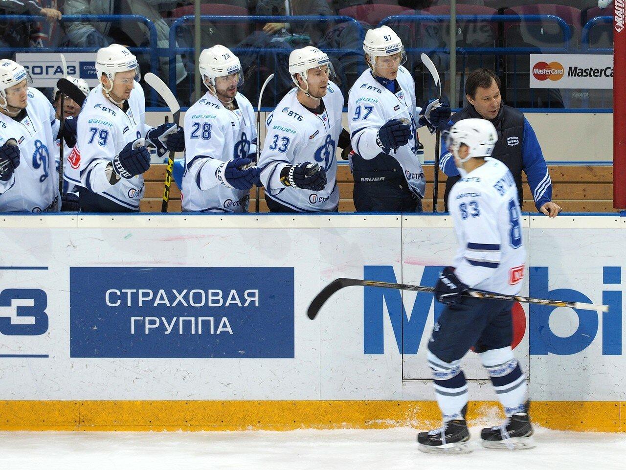 64Металлург - Динамо Москва 28.12.2015