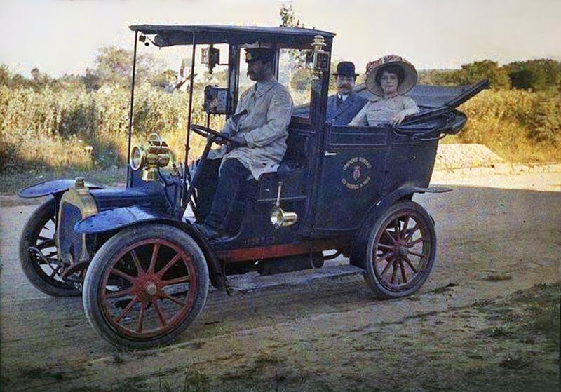 1914c Taxi de la Compagnie generale des voitures a Paris3.jpg