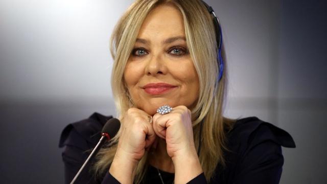 Орнелла Мути окажется в тюрьме за ужин с Путиным
