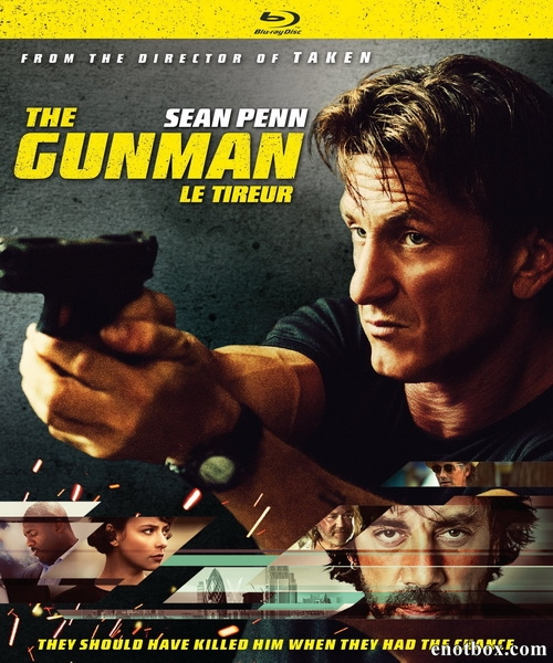 Ганмен / The Gunman (2015/BDRip/HDRip/PROPER)