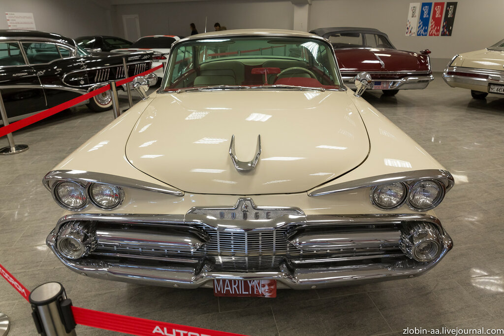 Автомобильный музей г. Сочи
