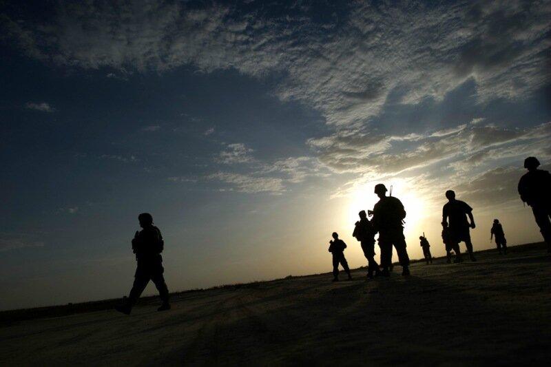 Американские военные в Афганистане 32
