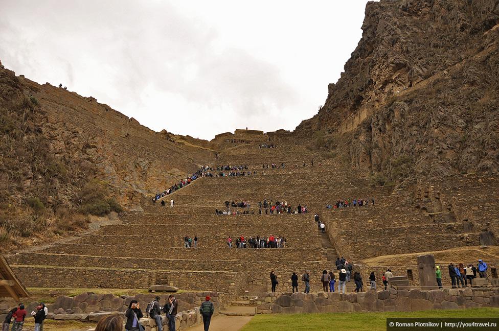 0 16a213 523a9496 orig Писак и Ольянтайтамбо в Священной долине Инков в Перу