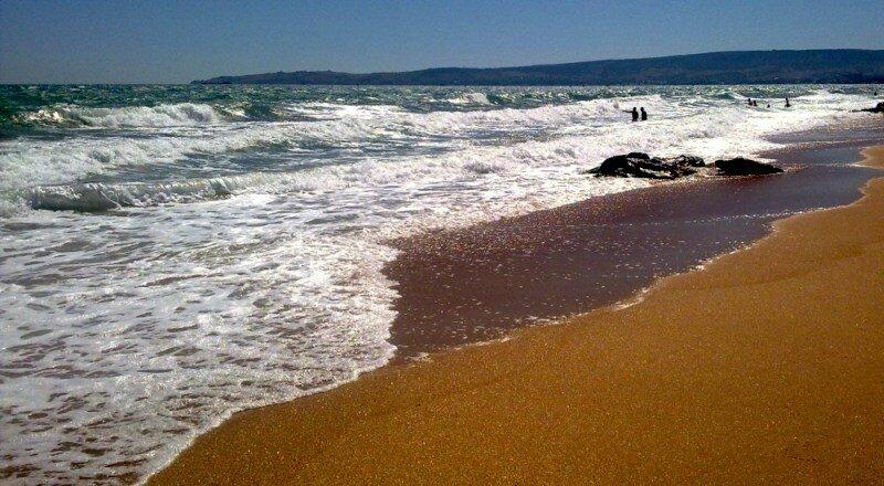 Длинная береговая полоса