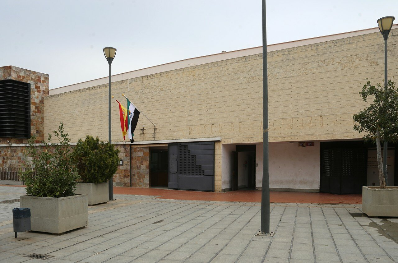 Museo de la ciudad de Luis de Morales, Badajoz