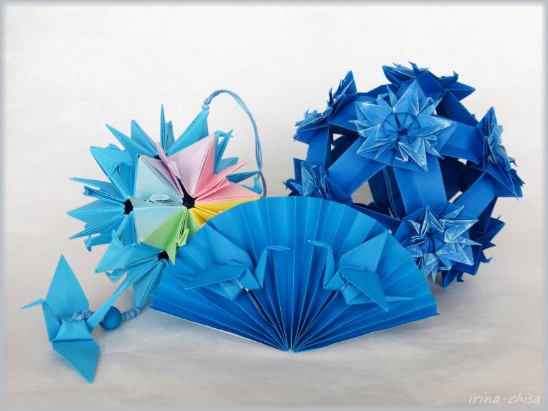 Синие журавли
