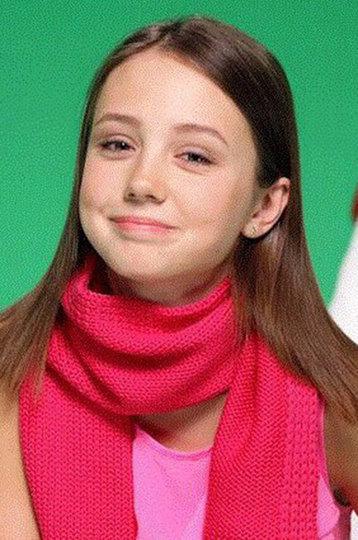 Катя Старшова росла вместе с сериалом. Из пятилетнего ребенка, выдающего перлы не по годам, преврати
