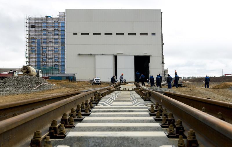 Самые дорогостоящие постройки России
