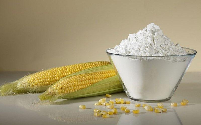 5. Кукурузный крахмал Обычно крахмал используется в качестве загустителя для пищевых продуктов — соу