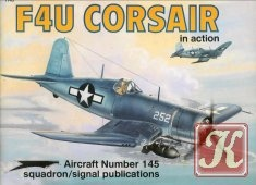 Книга Книга F4u Corsair in action