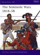 Книга Osprey - Men-at-Arms 454 - The Seminole Wars 1818–58