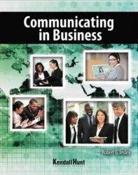 Книга Communicating in Business