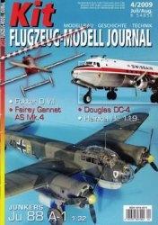 Kit Flugzeug-Modell Journal 2009-04