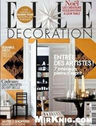 Elle Decoration №12 2012 (France)