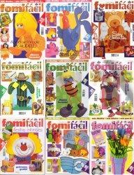 FomiFacil №13, 19, 22, 25,29-31, 34, 35 (2002-2005)