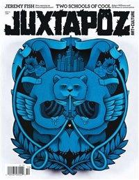 Журнал Журнал Juxtapoz №10 (октябрь 2011) / US