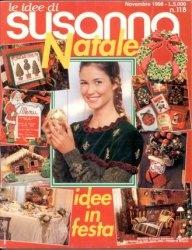 Журнал Le idee di Susanna. Ноябрь_1998
