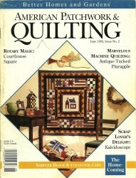 American Patchwork & Quilting June 1993