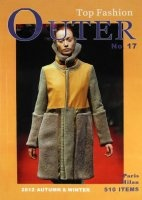 Журнал Top Fashion Outer № 17 (2012 autumn & winter)