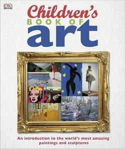 Книга Children's Book of Art / Книга искусств для детей