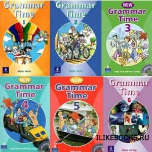 Книга Jervis S., Carling M. - Grammar Time Level