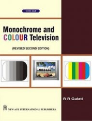 Книга Monochrome and Colour Television