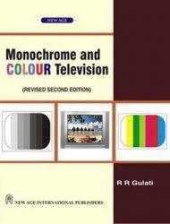 Книга Monochrome and Colour Television