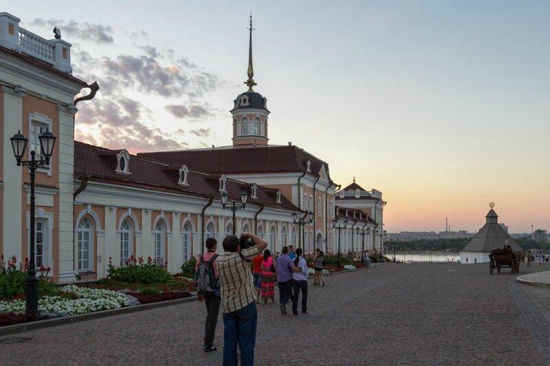 Главное здание Пушечного двора, Казанский кремль