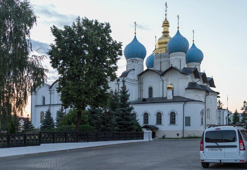 Благовещенский собор, Казанский кремль