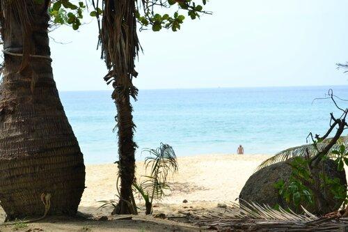 Рай на земле. Таиланд, Пхукет, пляж Карон.