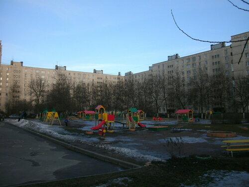 Малая Балканская ул. 42к1