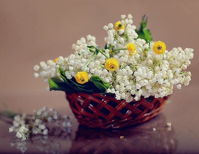 Валентина Корибут: Весеннее настроение