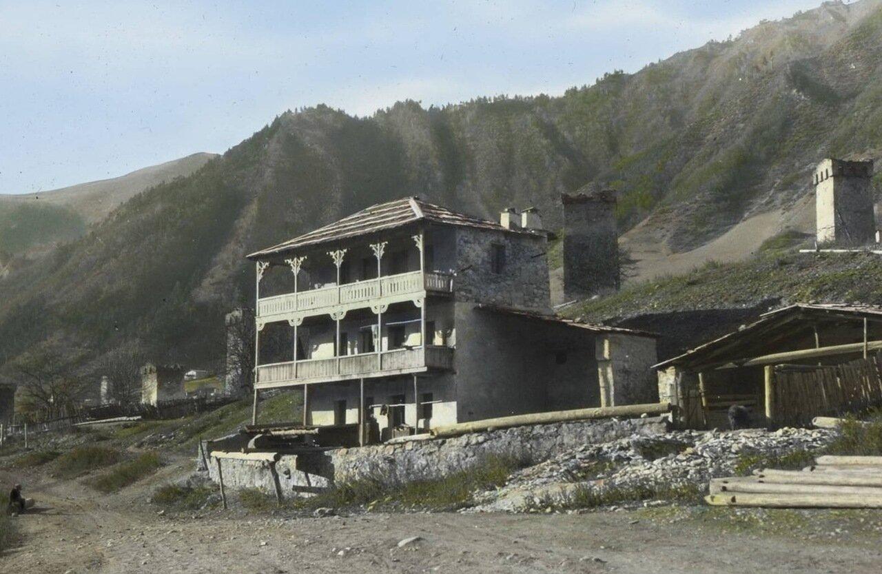 Дом в Местиа