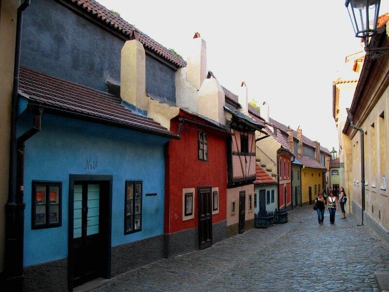 Zlata ulicka