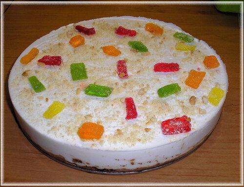 Рецепт торта Мармеладный