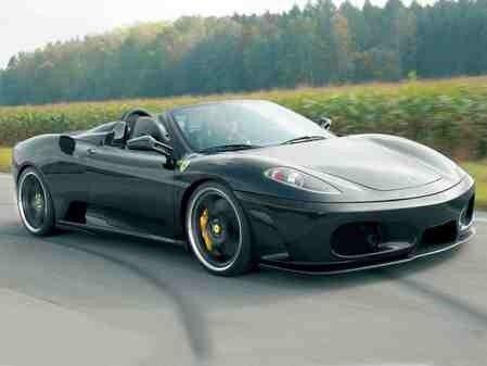 Ferrari Novitec Rosso F430 S…