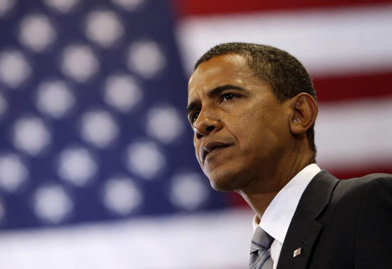 США: Обама