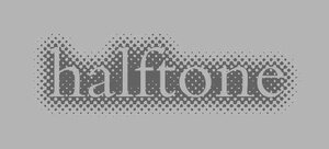 Killer Halftone Effect