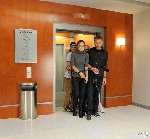 Доктор Хаус 5 сезон 9 серия «Last Resort» /«Крайний шаг»